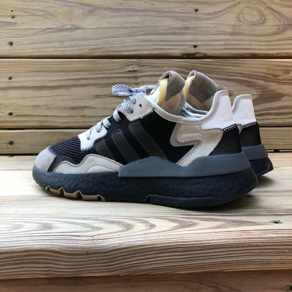 Adidas Nite Jogger 'Grey Pack - Carbon'